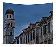 Franciscan Monastery Tower - Dubrovnik Tapestry
