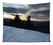 Franconia Notch State Park - Lincoln New Hampshire Usa Tapestry