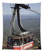 Franconia Notch State Park New Hampshire - Aerial Tramway Tapestry