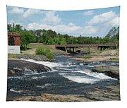 Frank J Russel Falls 1 Tapestry