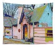Frank Lloyd Wrong Tapestry