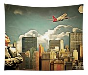 Frank Sinatra Fly Me To The Moon New York 20170506 V3 Tapestry