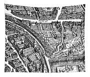 Frankfurt Am Main, 1628 Tapestry