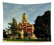 Franklin County Courthouse - Hampton Iowa Tapestry