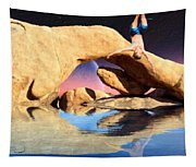 Free Falling Tapestry
