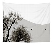 Free Flying Tapestry