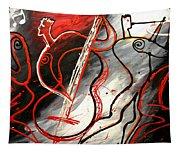 Free Jazz Tapestry