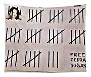 Free Zehra Dogan Tapestry
