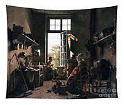 French Kitchen Tapestry