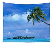 French Polynesia, Bora Bo Tapestry