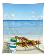 French Polynesia, Huahine Tapestry
