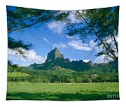 French Polynesia, Moorea Tapestry