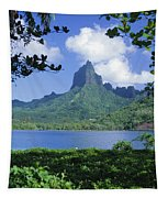 French Polynesia, Moorea Tapestry