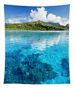 French Polynesia, View Tapestry