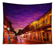 French Quarter 1 Tapestry