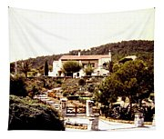 French Riviera 1955 Tapestry