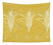 Fresh Corn- Art By Linda Woods Tapestry