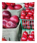 Fresh Market Fruit Tapestry