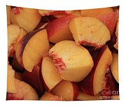 Fresh Peaches Tapestry