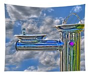 Fresh Squeezed Water Tapestry