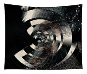 Friction Wheel Tapestry
