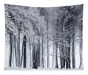 Frigid Forest Tapestry