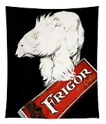 Frigor Chocolate Poster By Leonetto Cappiello, 1929  Tapestry