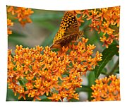 Frittalary Milkweed And Nectar Tapestry