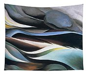 From The Lake By Georgia O'keeffe Tapestry