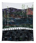 From The Road #24 Tapestry