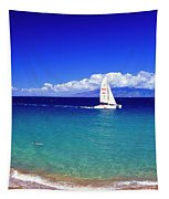 Maui Hawaii Frommer's 2000 Maui Cover Tapestry