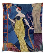 Front Cover Of Les Modes Tapestry