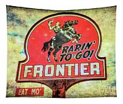 Frontier Gas Tapestry