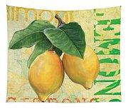 Froyo Lemon Tapestry