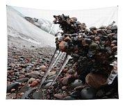 Frozen Shoreline Tapestry