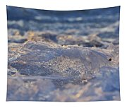 Frozen Wave Tapestry