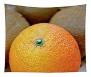 Fruit Basket. Orange. Tapestry