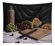 Fruit By The Light Tapestry