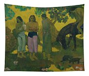 Fruit Gathering Tapestry