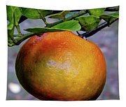 Fruit On The Tree Tapestry