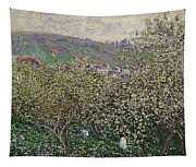 Fruit Pickers Tapestry
