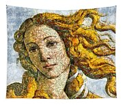 Fruity Venus I Am So Sorry Mr Boticelli Tapestry