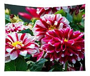 Full Blooms Tapestry