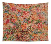 Full Bouquet. Tapestry
