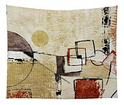 Fun With Shapes Tapestry