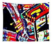 Funky Pop-10 Tapestry