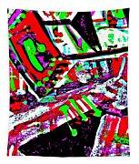 Funky Pop-9 Tapestry