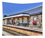 Furnace Sidings Railway Station 2 Tapestry