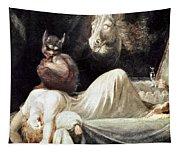 Fuseli: Nightmare, 1781 Tapestry