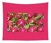 Fushia Fruit Tapestry